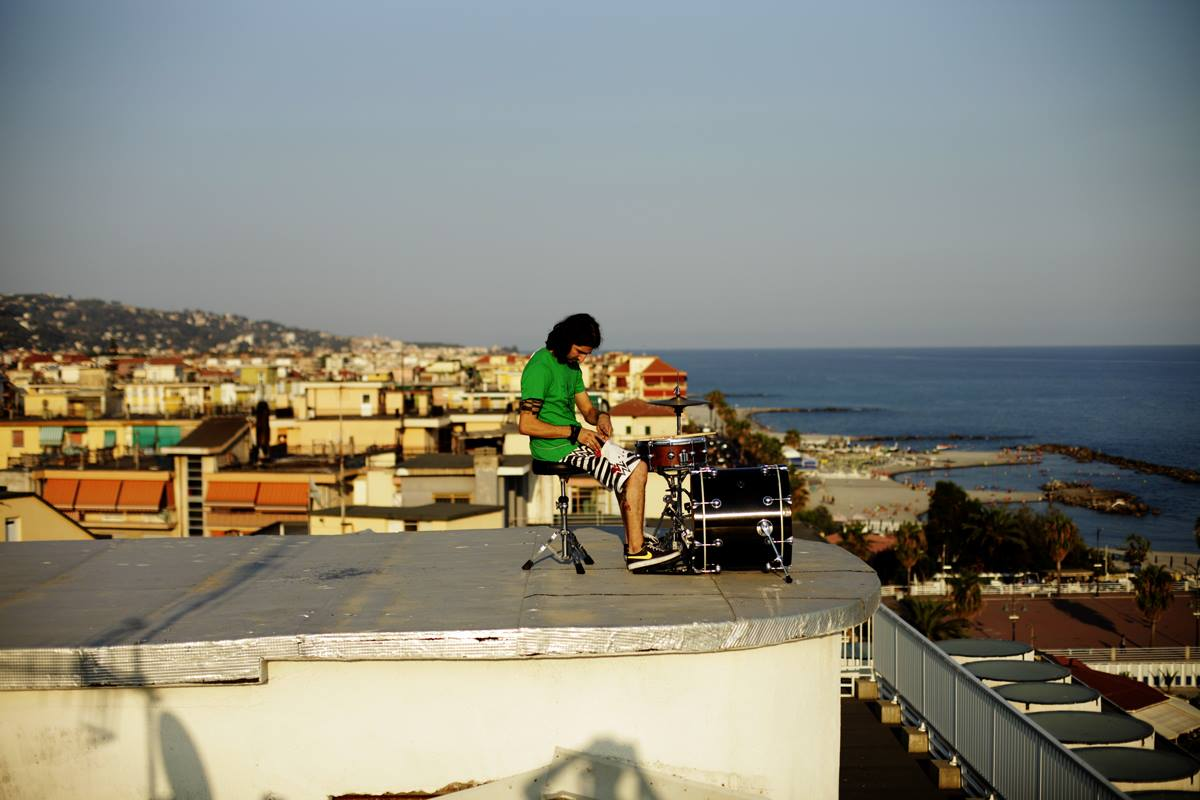 sui tetti di xxmiglia