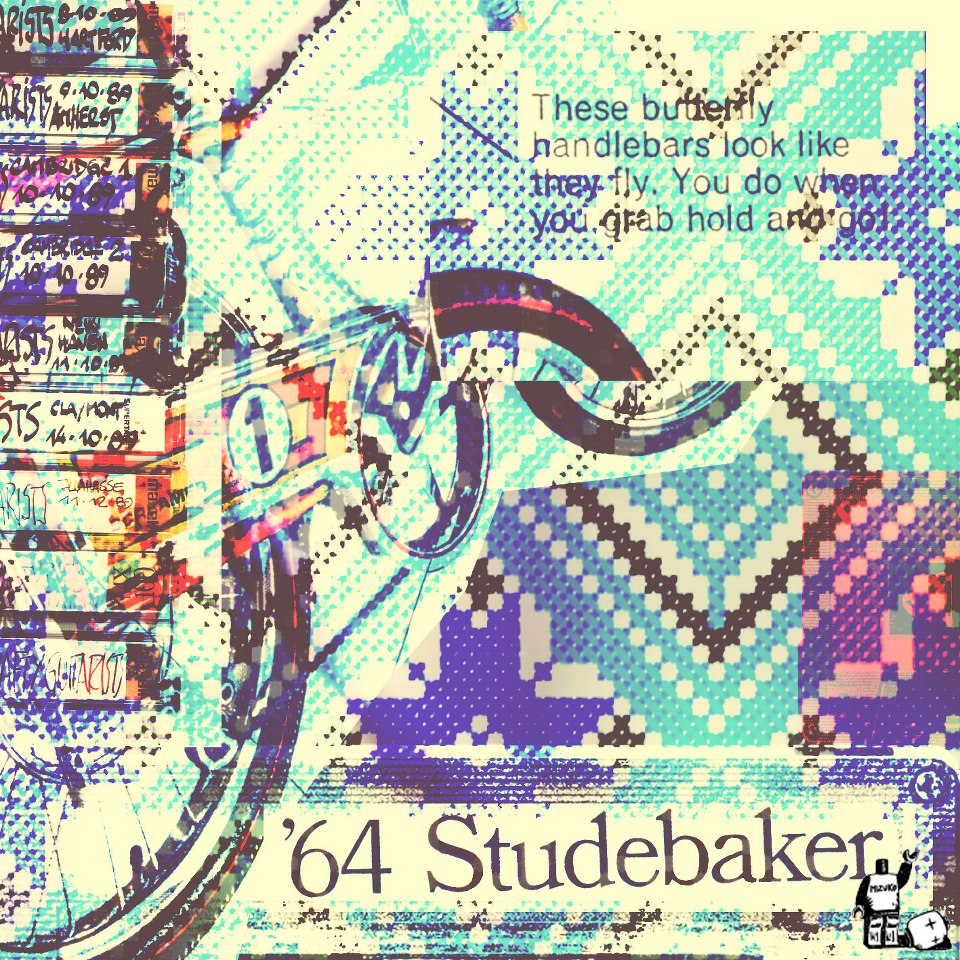 "cover Cd ""'64 studebaker"""