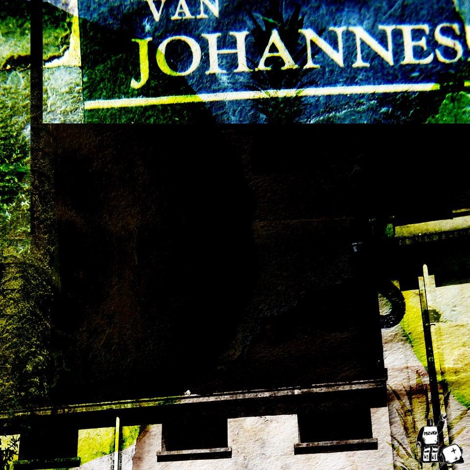"""Cover Cd """"Van Johannes"""""""