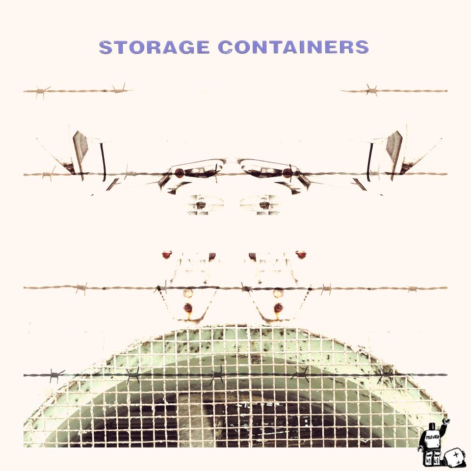 "Cover Cd ""storage containers"""