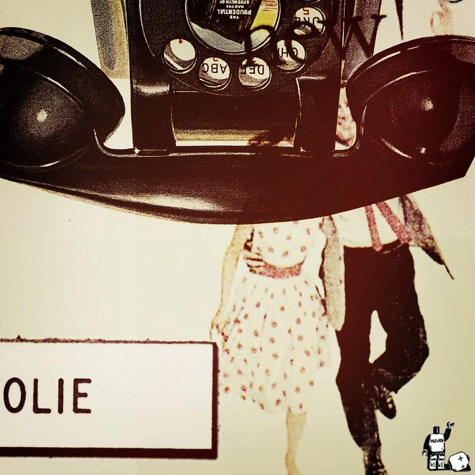 """Cover cd """"olie"""""""