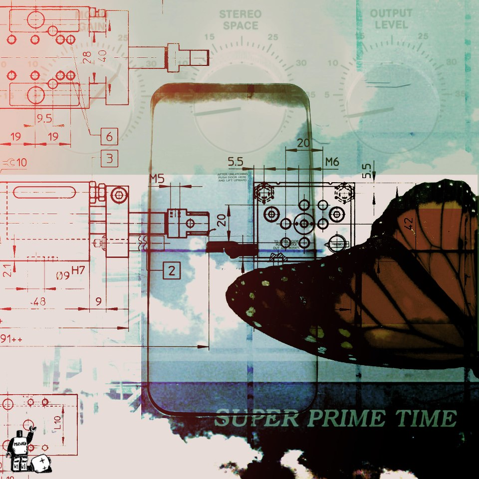 "Cover Cd ""super prime time"""