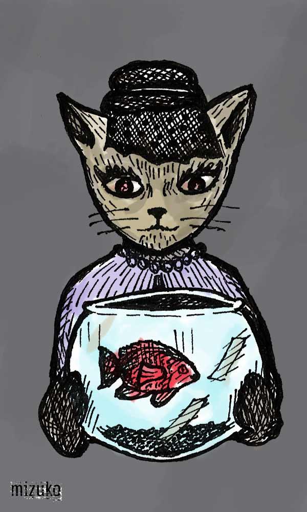 gattina-e-pesce