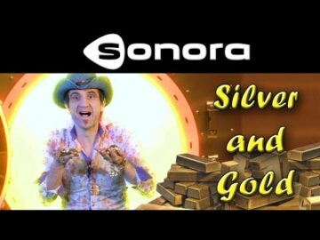 Sonora - Silver and Gold
